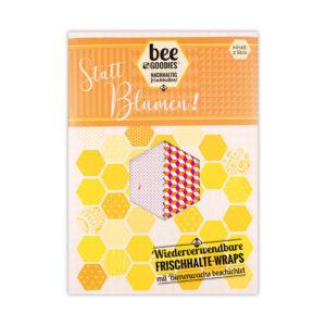 beeGoodies - Statt Blumen - 2er Set