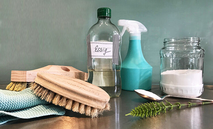 beeGoodies – DIY tips for cleaning at home
