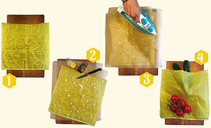 beeGoodies – How to repair Your Superbag