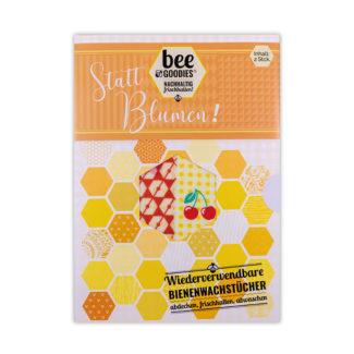 Statt Blumen - 2er Set